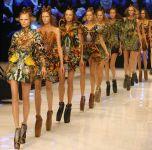 Fashion models catwalk thumbnail