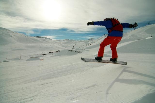 Tignes Snowboard 5380629826_fbe36c5cb5_o