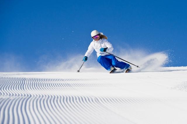 Woman Skier 5591528187_8e49da5a0a_b