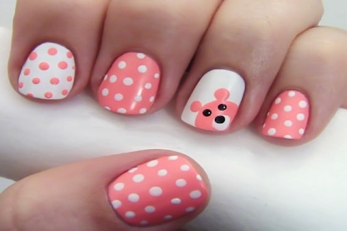 Nails pretty-polka-dot-nails resized