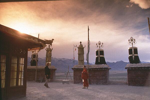 Seven years in Tibet 1