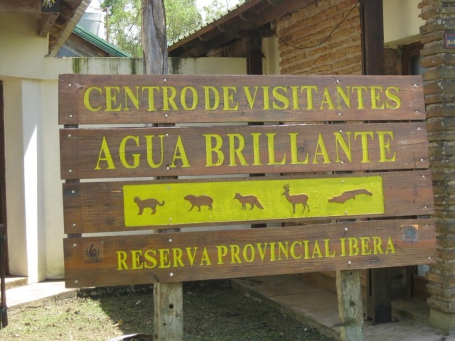 Ibera centro de visitantes
