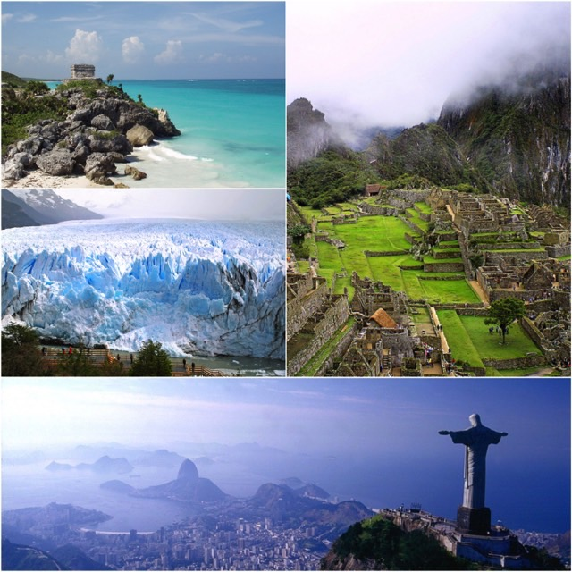 Latin America Collage resized