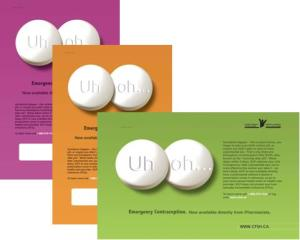 Emergency contraception uhoh_poster_collage
