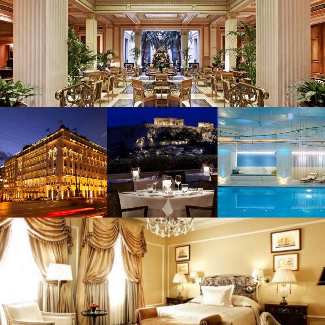 Grand Bretagne Hotel