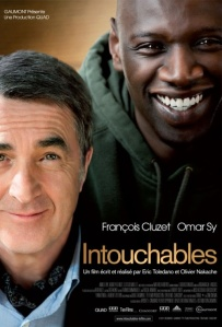 French comedies Intouchables poster