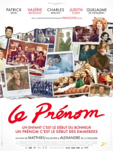 French comedies Le Prenom