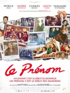 French comedies Le Prenom