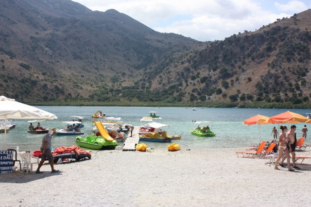 Crete Kournas Lake 3