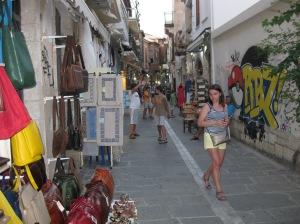 Crete Rethimno center 2