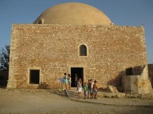 Crete Rethimno fort 3