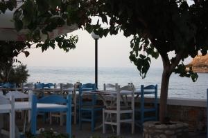 Crete Rethimno tavern