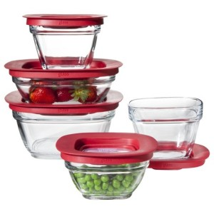 Phthalates glass food containers