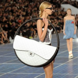 Fashion Chanel-Hula-Hoop-Bag