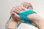 Fashion flip flops