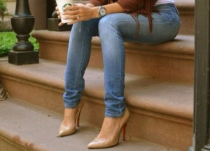 Fashion skinny jeans 2