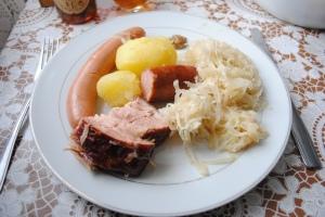 Alsace choucroute