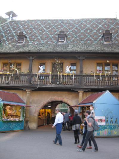 Alsace Colmar centre 2