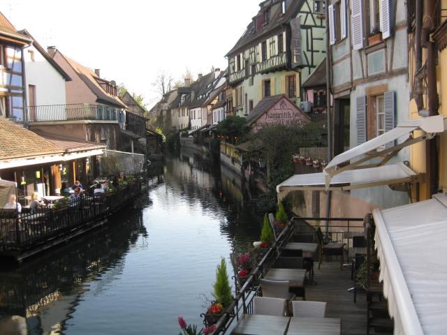 Alsace Colmar Petite Venice 1