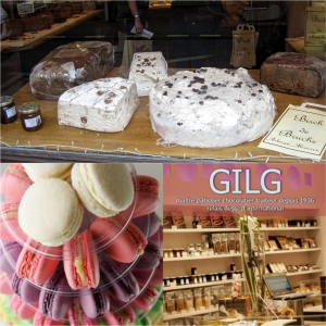 Alsace Sweets collage