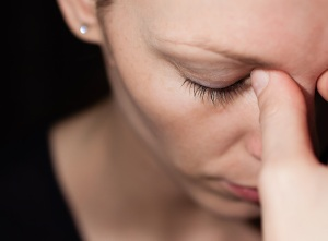 Pregnancy symptoms headache