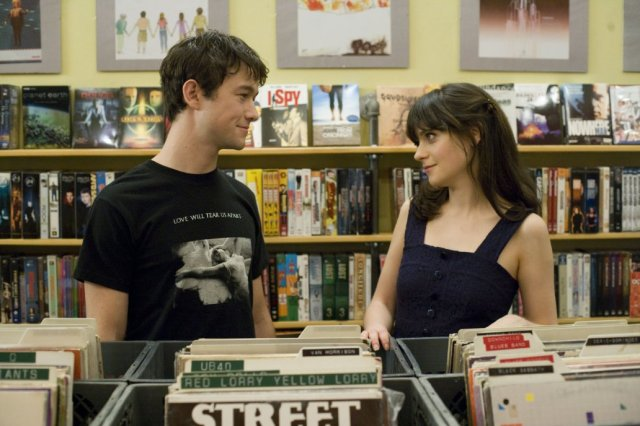 Unconventional love 500 days of Summer 2