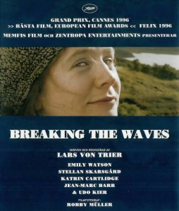 Unconventional love Breaking the waves poster