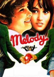 Unconventional love Melody poster