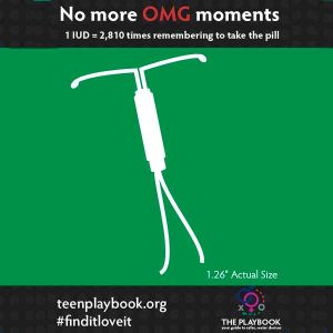 Contraception myths IUD in teens 1