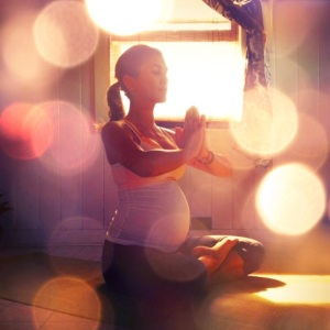 2nd trimester emotional prenatal yoga