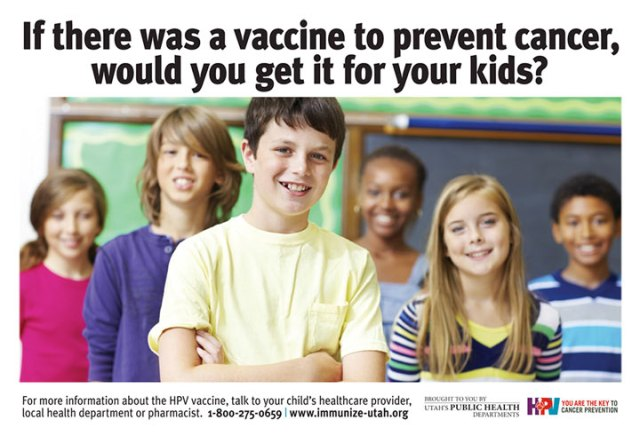 HPV Vaccine 2 ad