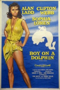 Movies in Greece Boy on a Dolphin