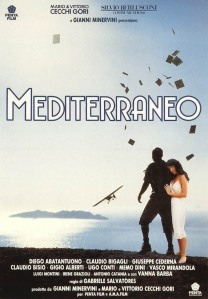 Movies in Greece Mediterraneo