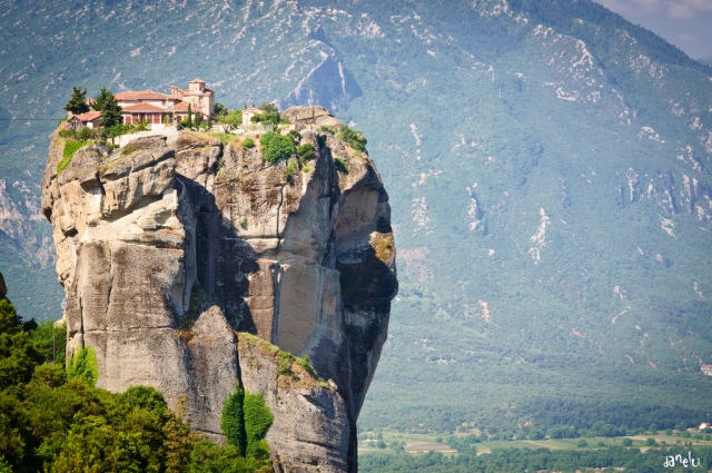 Movies in Greece Meteora
