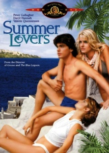 Movies in Greece summer lovers