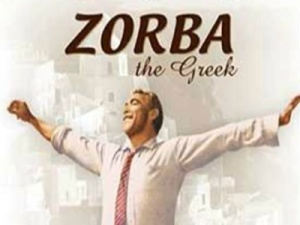 Movies in Greece Zorba the Greek