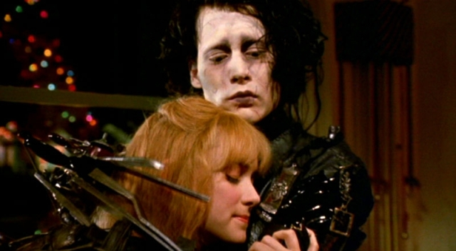 christmas-films-edward-scissorhands