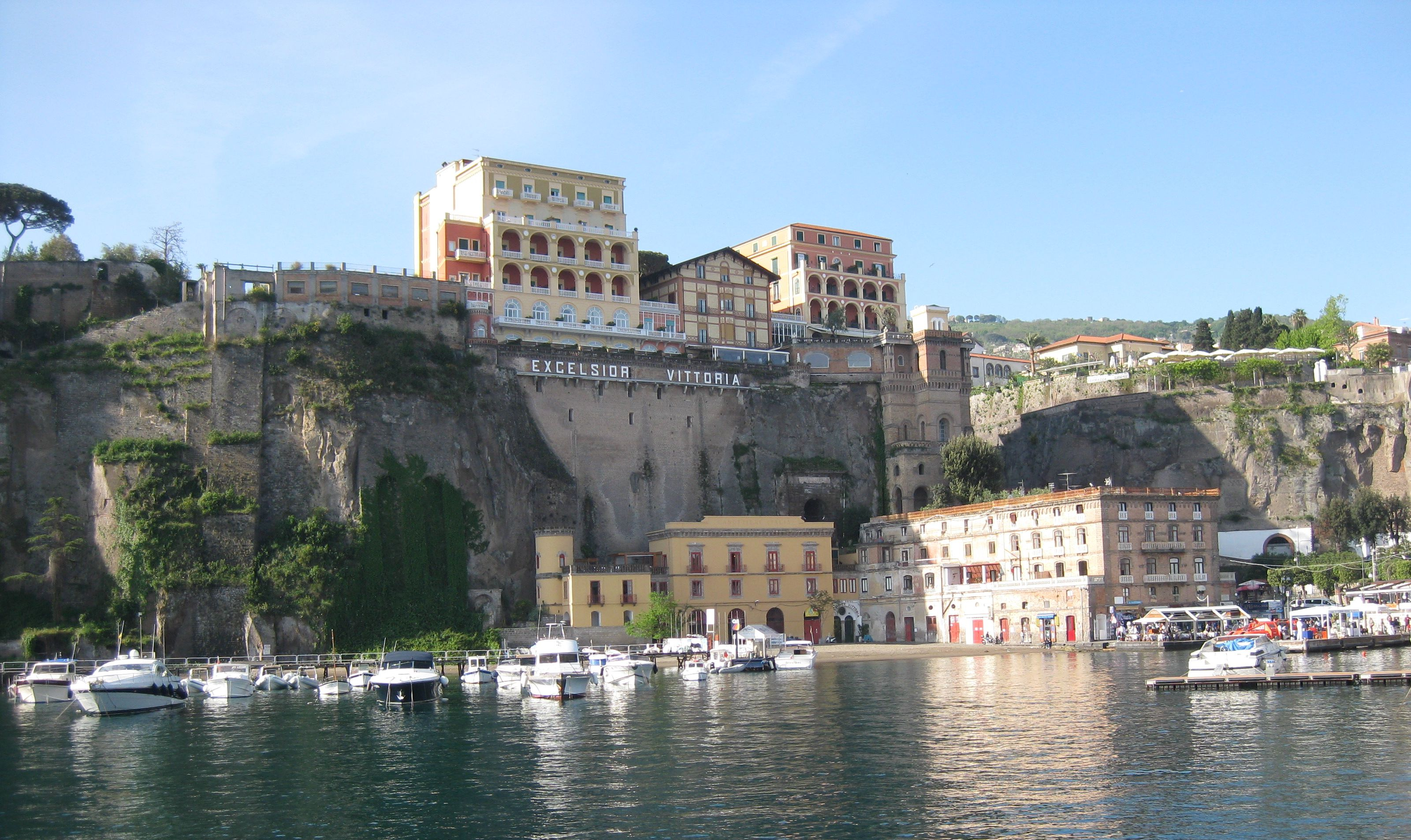 6 days in campania south italy days 1 3 sorrento for Italy b b